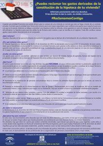 UCE – Gastos de formalizacion