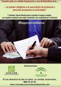UCE – Seguros con la banca
