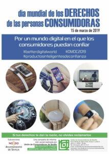 UCE – Dia mundial de los derechos de las personas consumidoras