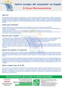 UCS – Centro europeo del consumidor