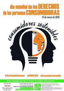 UCS – DÍA MUNDIAL DE LOS DERECHOS DE LAS PERSONAS CONSUMIDORAS 2020